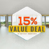 Value Deal 15% Off