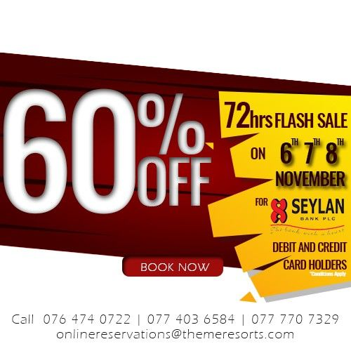 Seylan Flash Sale