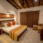 Comfortable Deluxe Room in Kithala Resort