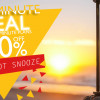 LAST MINUTE 30% OFF DEAL
