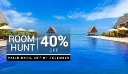Room Hunt 40% Off