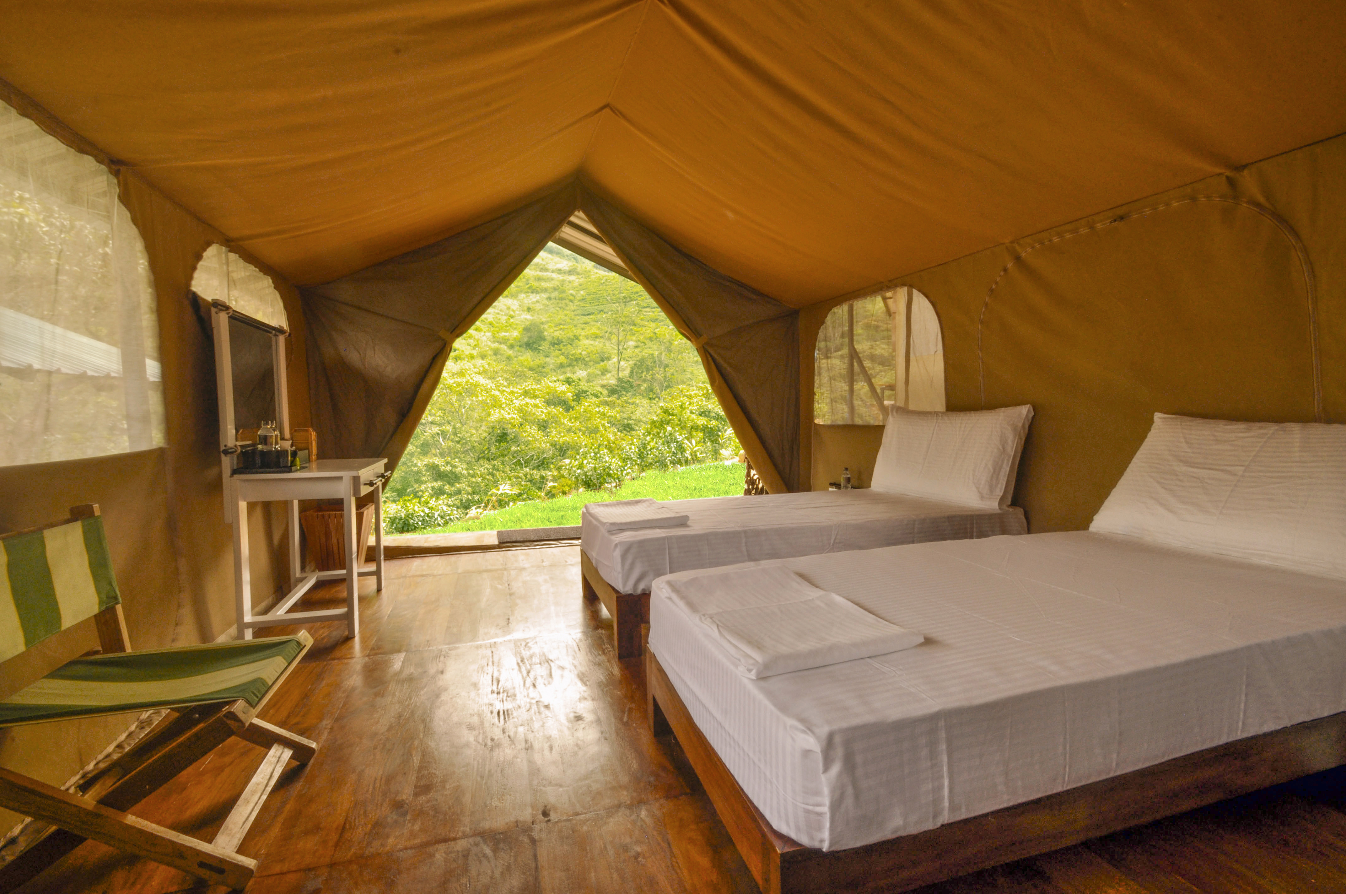 Package Offers at Wild glamping knuckles