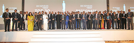 Mr. Chandra Wickramasinghe has been recognized by Business Today in their 'Passionate 2017'